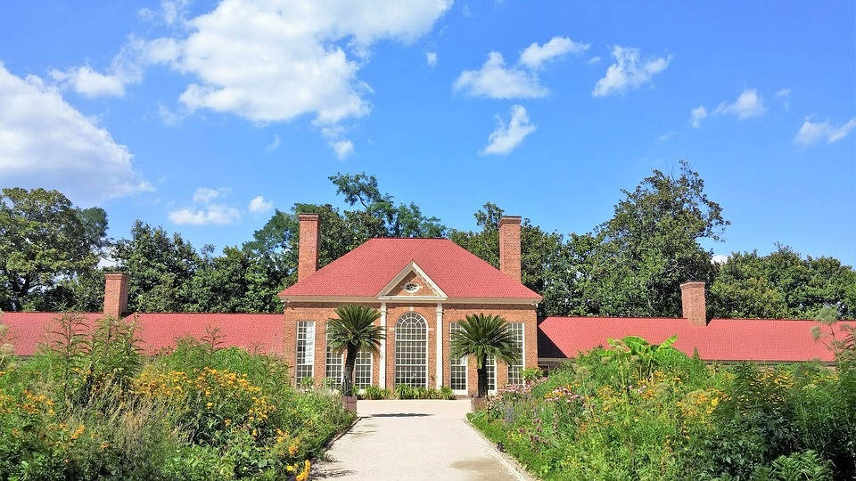 The Mount Vernon Estate Botanical garden is one of Virginia's finest treasures.